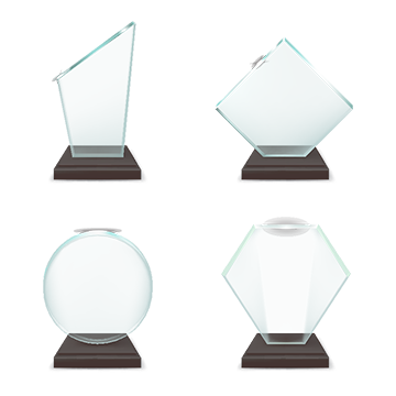 Trophies Awards PNG Images.
