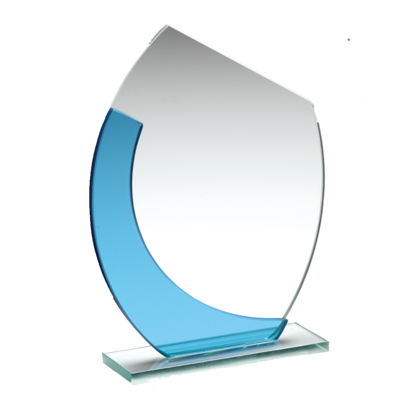 Download Free png Glass Award PNG Clipart.