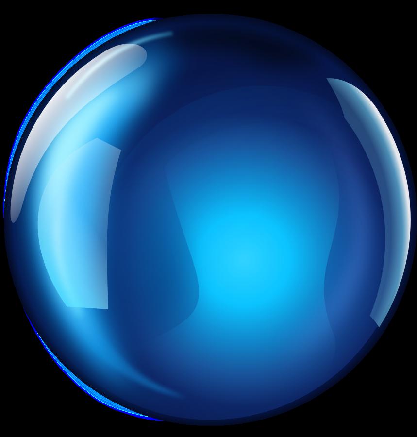 Free Glass Balls Vector.