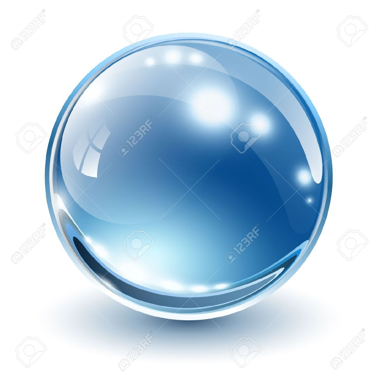 Free 3d sphere clipart.