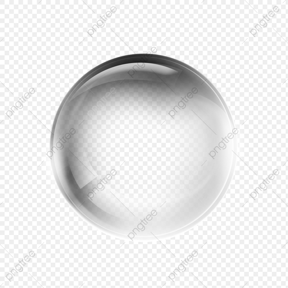 White Glass Ball, White, Glass Ball, To Be PNG Transparent Clipart.