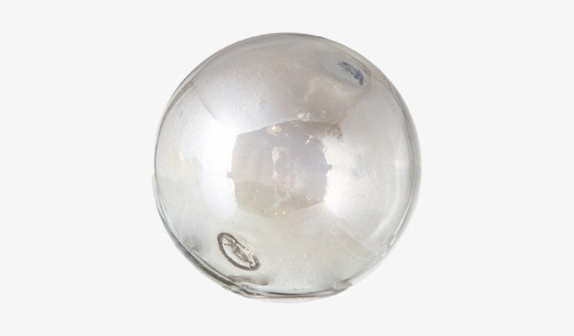 Clear Glass Ball Png.