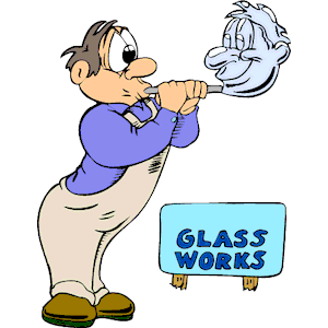Glass Blower clipart, cliparts of Glass Blower free download (wmf.