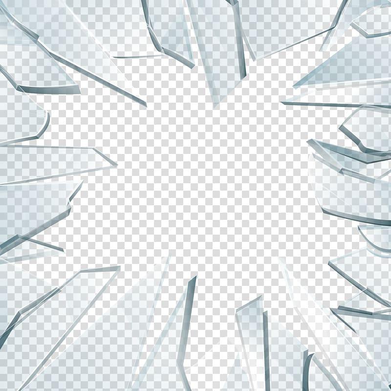 Glass , Broken Glass , broken glass graphic art transparent.