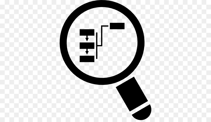 Magnifying Glass Icon clipart.