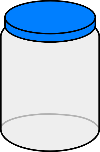 Empty Container Clipart.