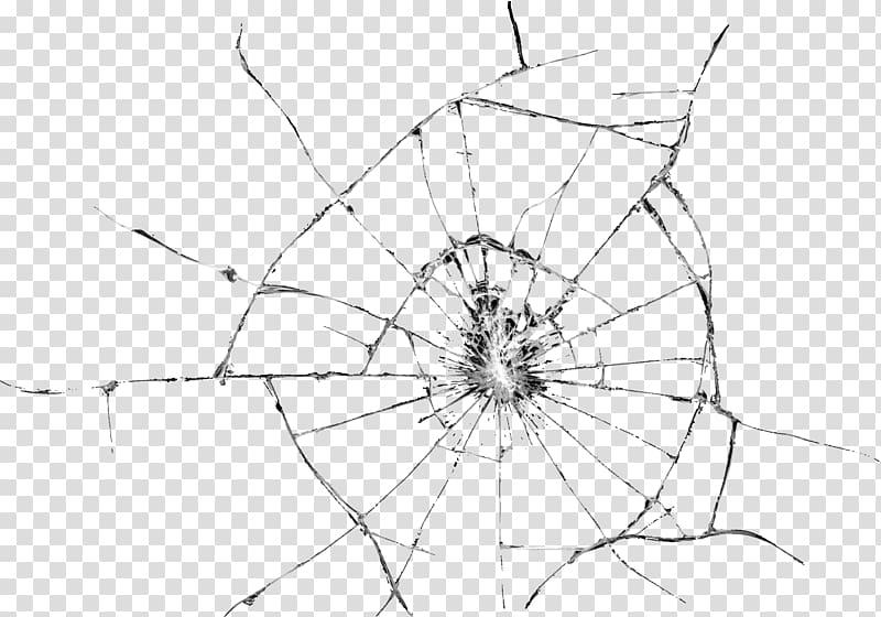 Grayscale of spiderwebs, Window Light Glass , Glass Break.
