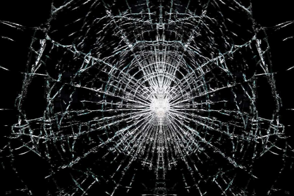 Glass Crack Png #BharathiVfc.
