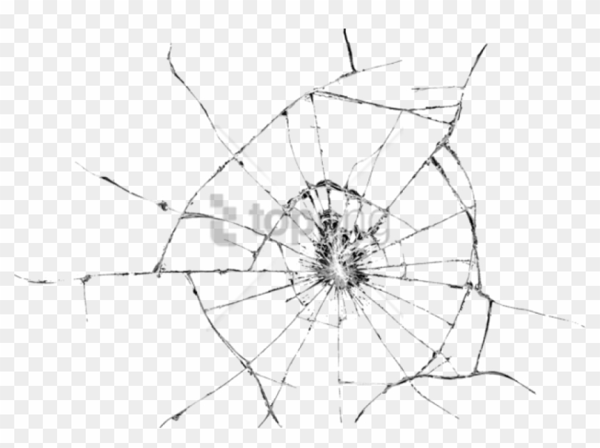 Free Png Cracked Glass Transparent Png Image With.