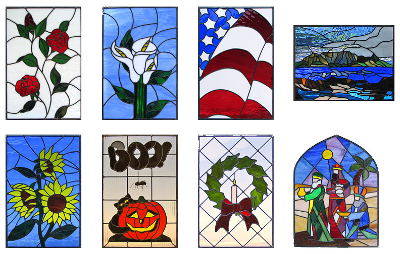 Stained Glass Creations.