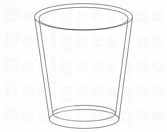 Glass cup clipart 4 » Clipart Portal.