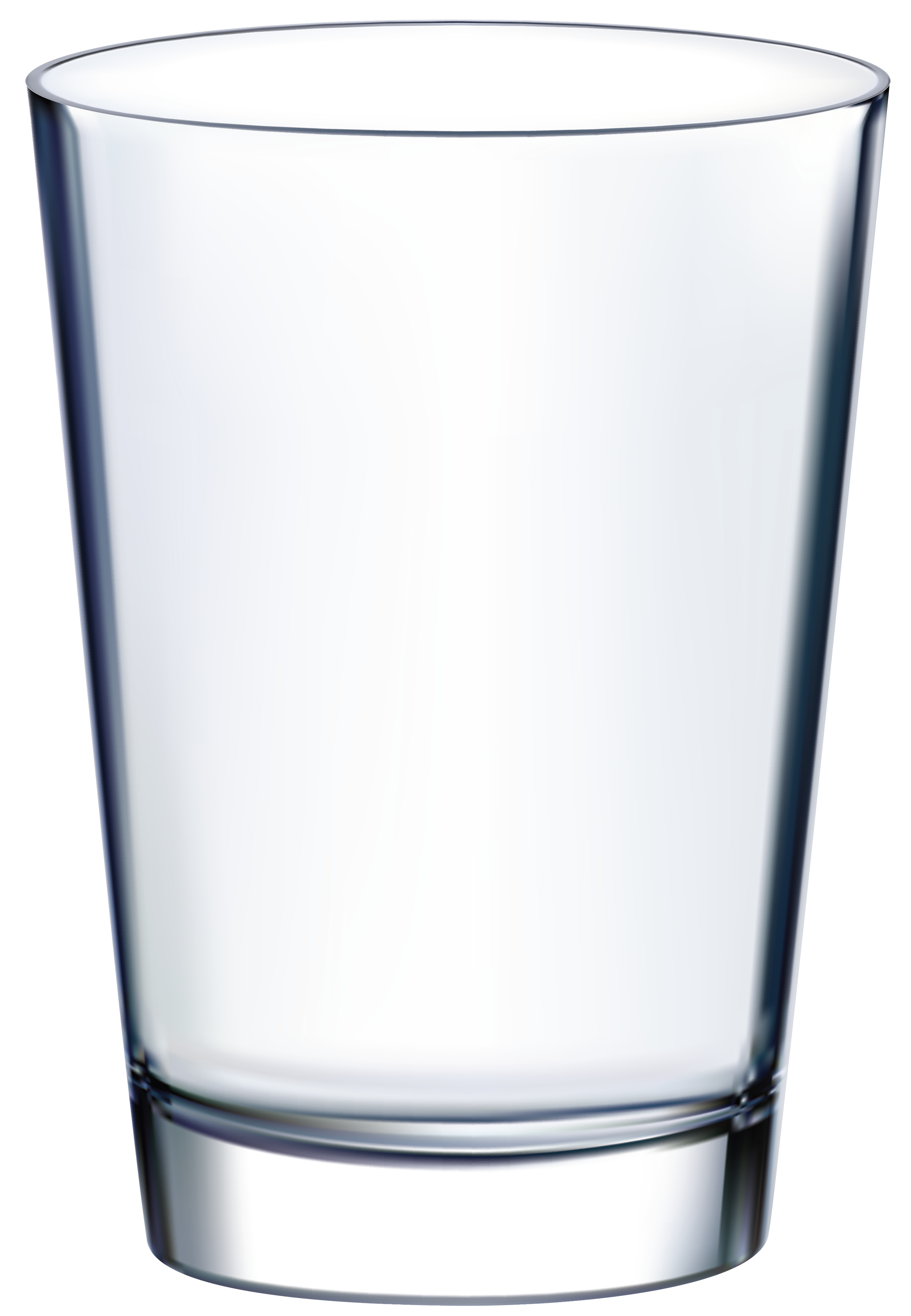 Glass PNG Clipart Image.