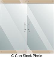 Glass door Vector Clipart Royalty Free. 5,491 Glass door clip art.