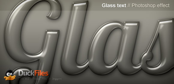 Glass Effect for text and shapes, free vector.