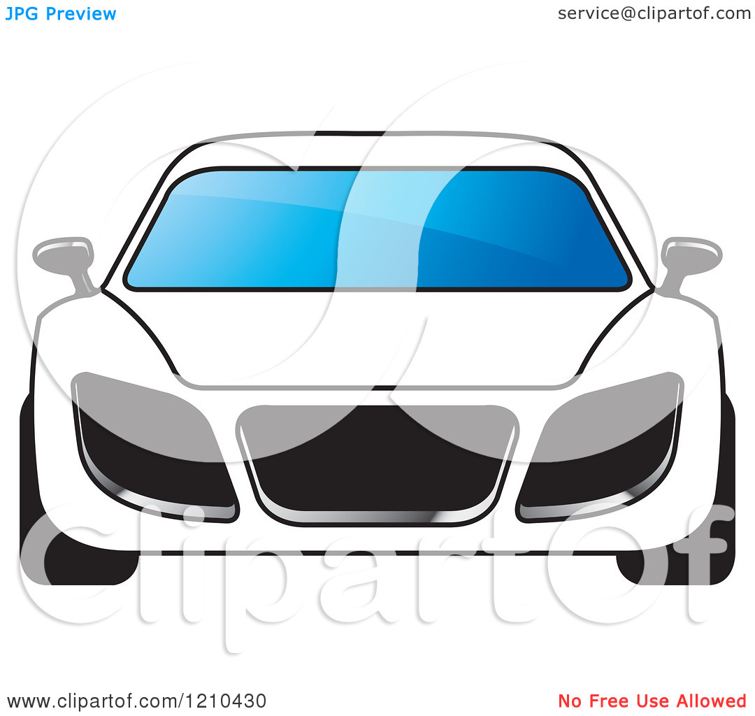 133 Front Clipart.