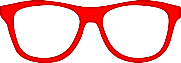 Glasses Frame Front Clip Art at Clker.com.