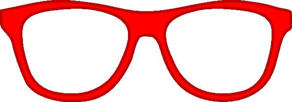 Glasses Frame Front Clip Art at Clker.com.