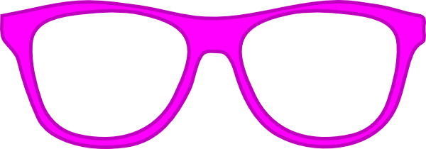 Glasses frames clipart.