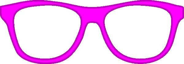 Glasses frames clipart.