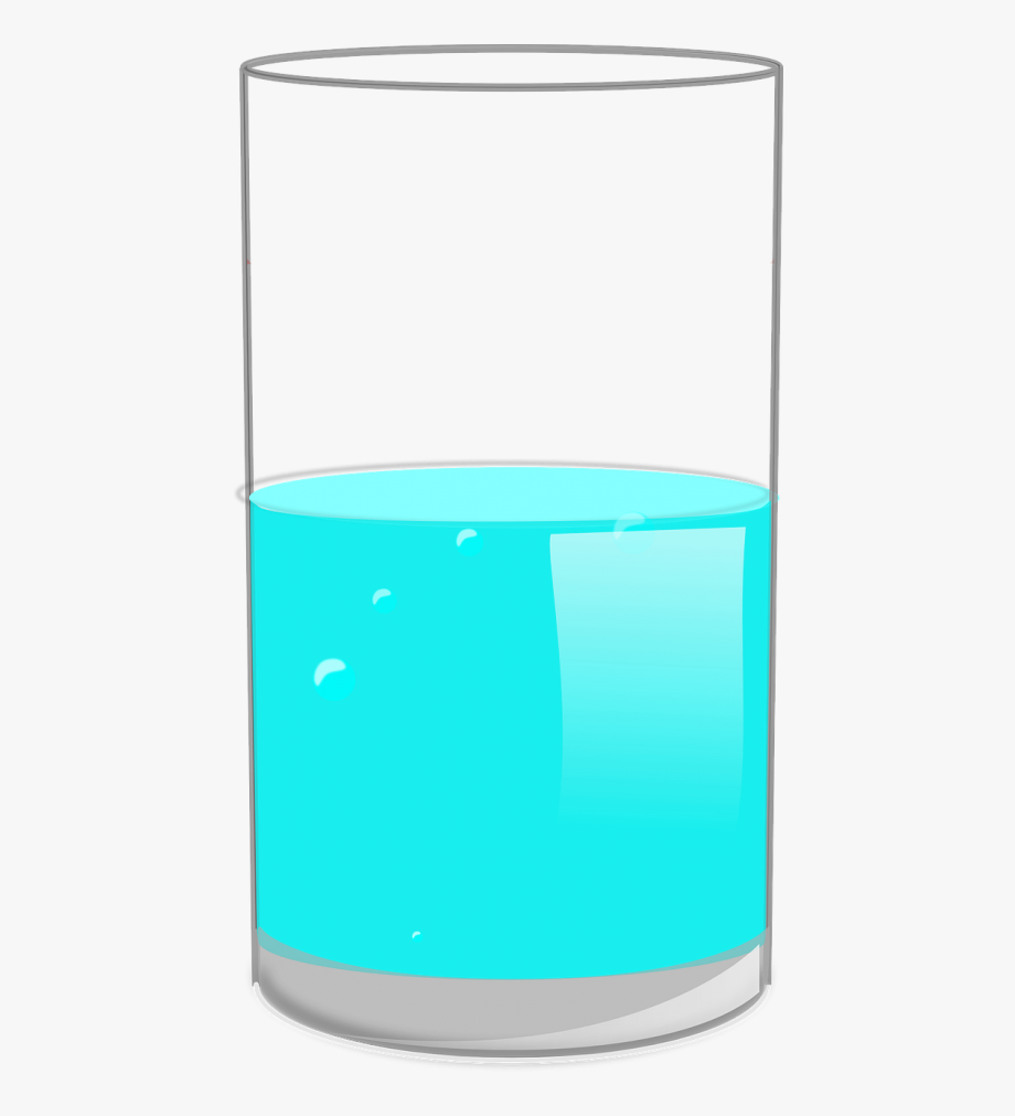 Glass Tumbler Liquid.