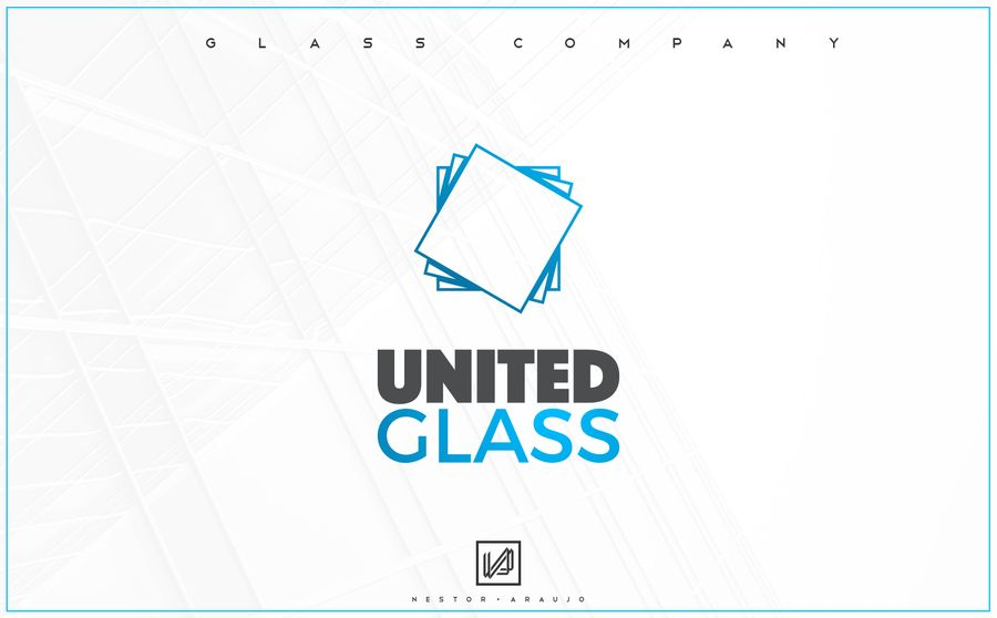Entry #105 by nestoraraujo for Glass Company Logo.