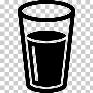 Glass Computer Icons Cup Drinking water , beverage PNG.