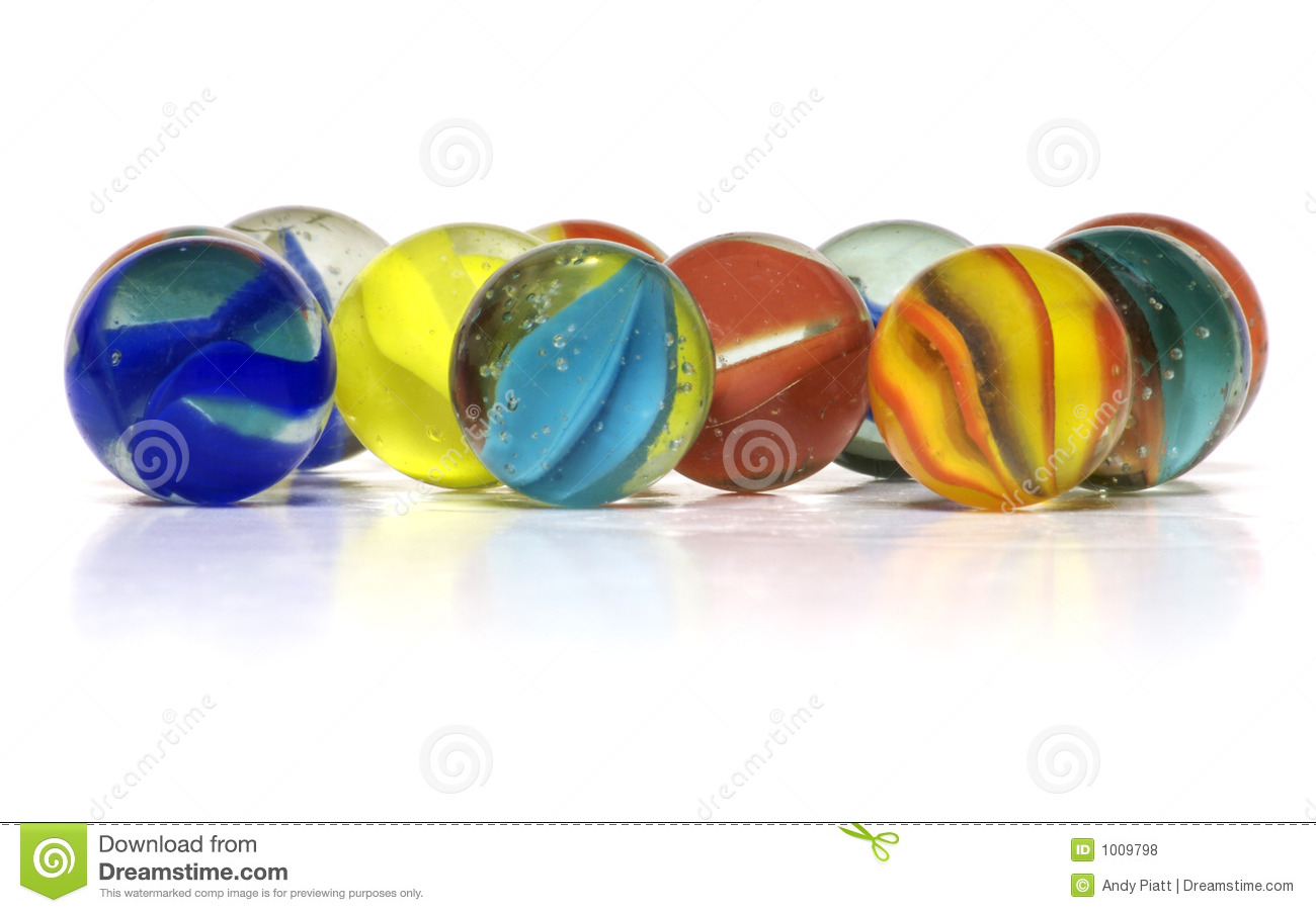 Glass marbles clipart #19