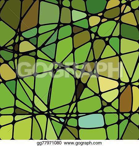 Glass mosaic clipart #13