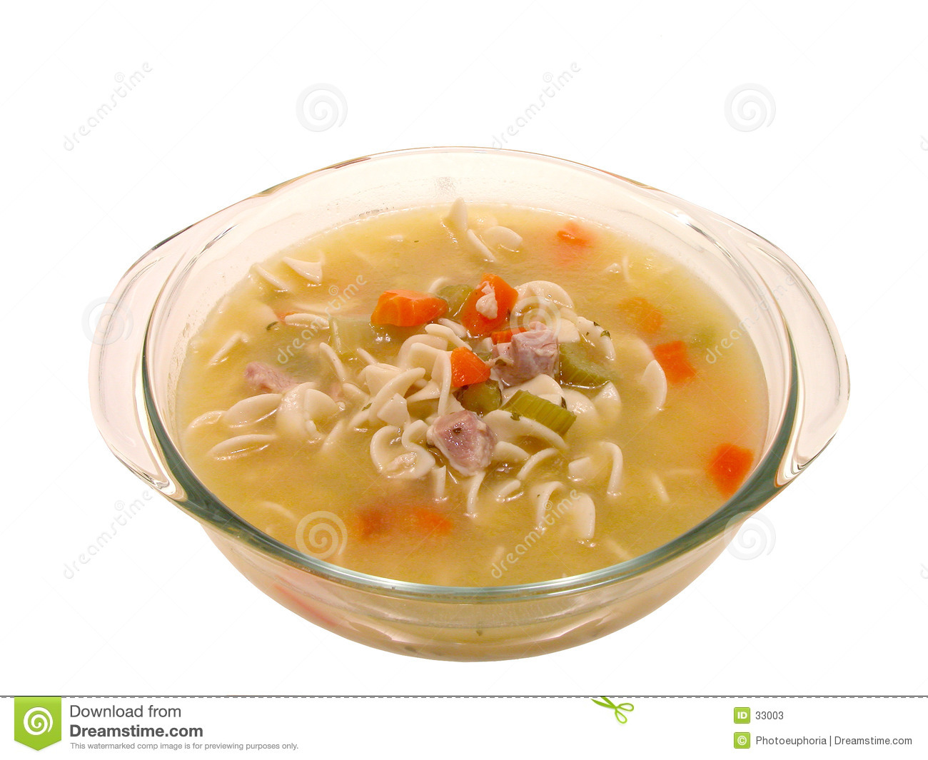 Chicken Noodle Soup Clipart.