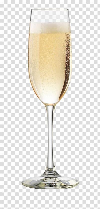 Glass of champagne, White wine Champagne glass Sparkling.