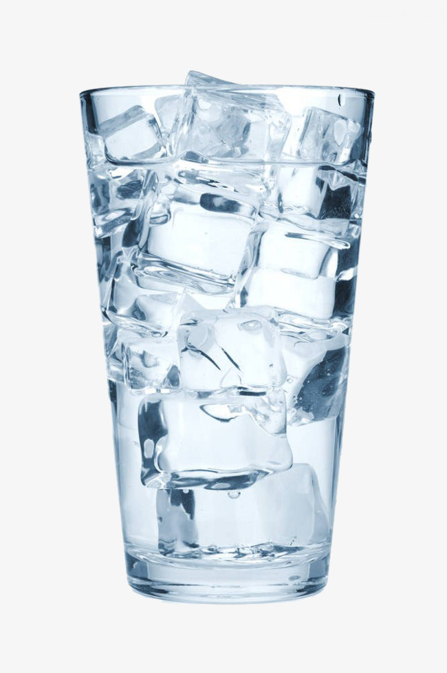 Ice In Glass PNG Transparent Ice In Glass.PNG Images..