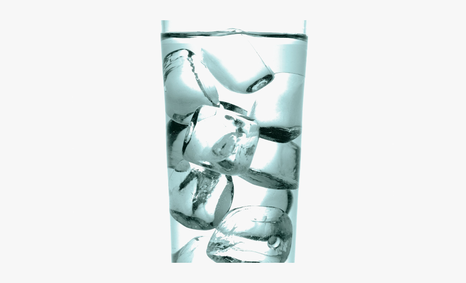 Liquid Clipart Glass Ice Water.