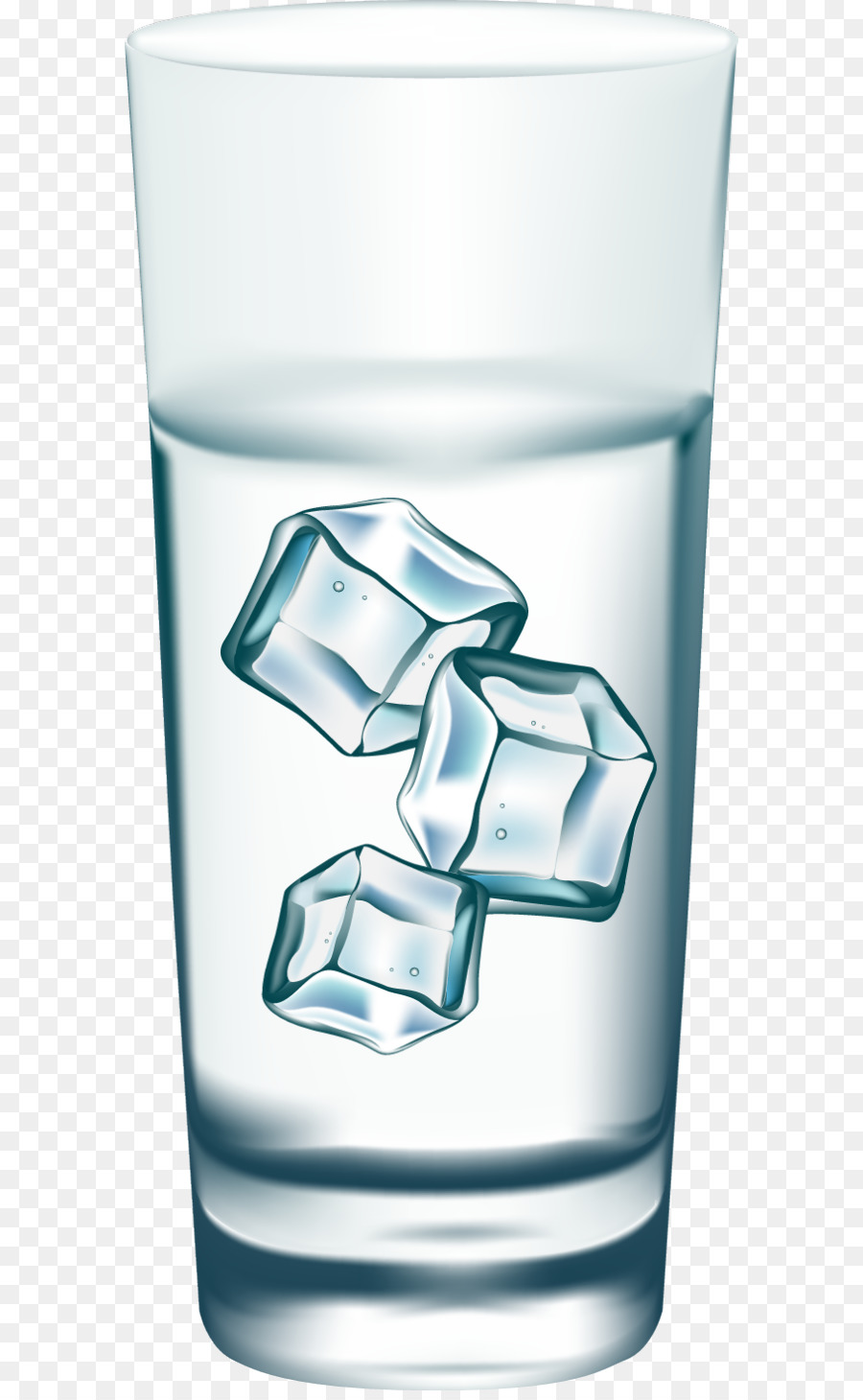 Glass of ice water clipart 4 » Clipart Station.
