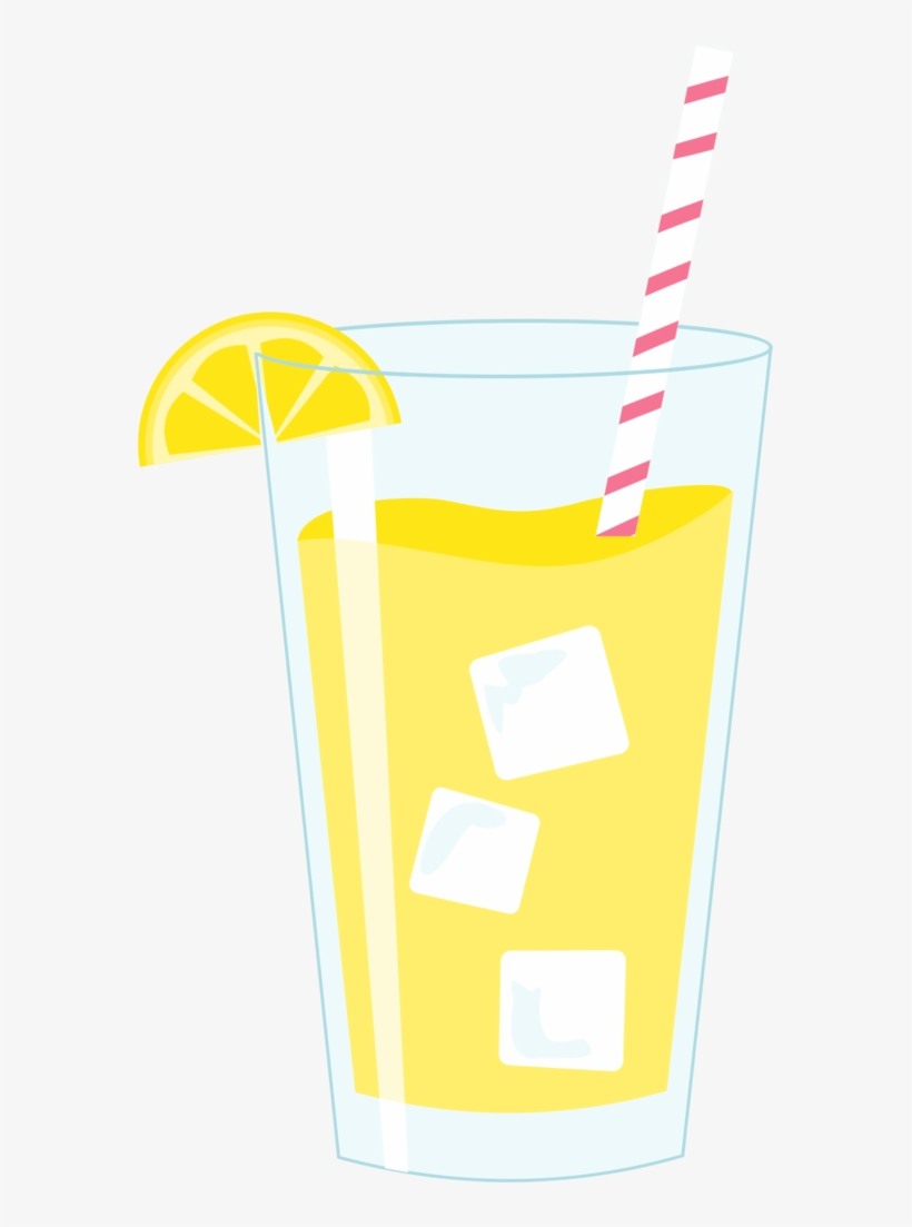 Lemonade Clipart Glass Lemonade.