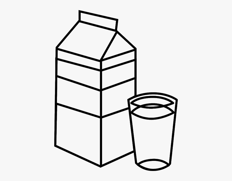 Milk, Package, Glass, Packaging.