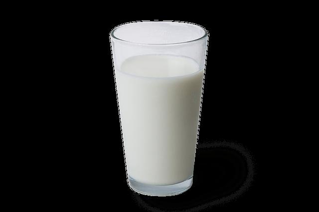 Milk Glass transparent PNG.