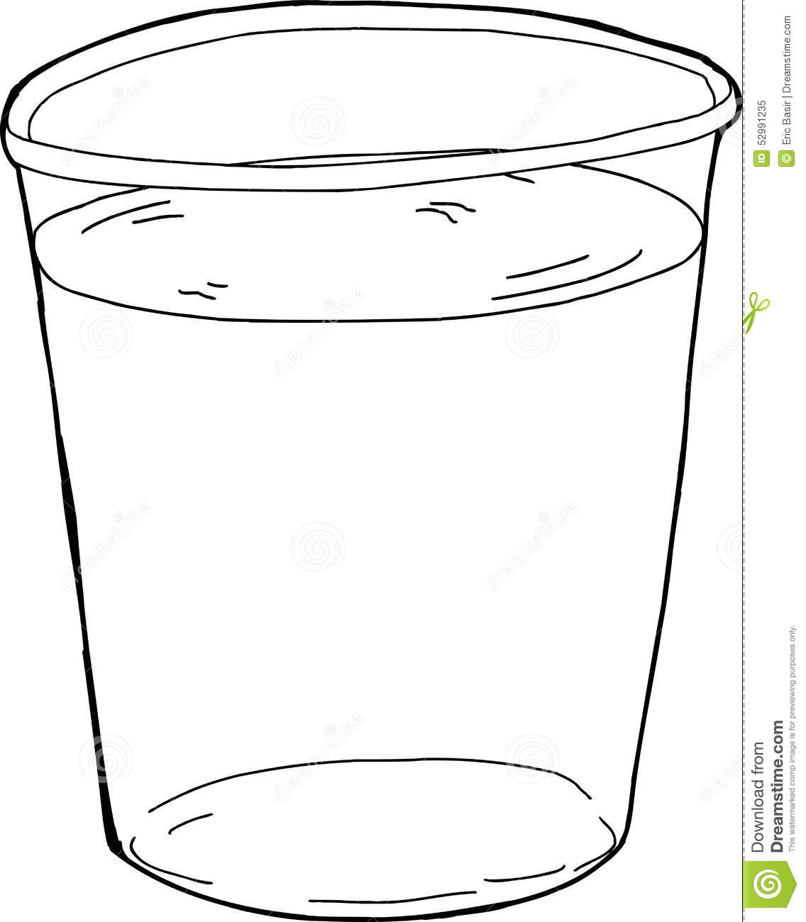 23460 Water free clipart.