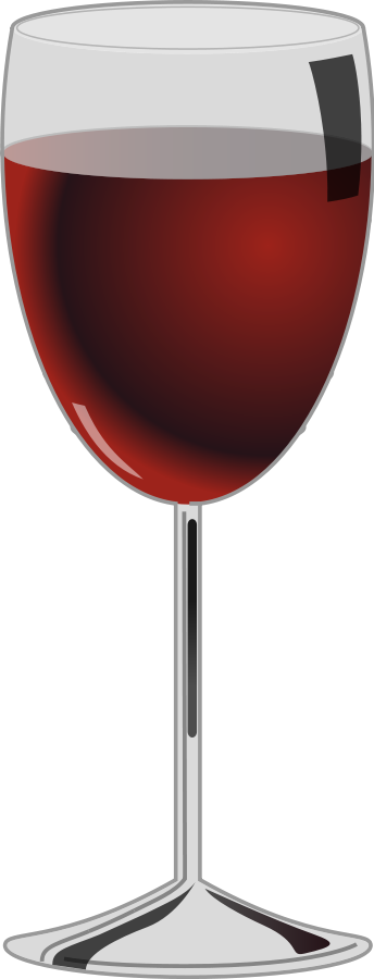 Red Wine Clipart.