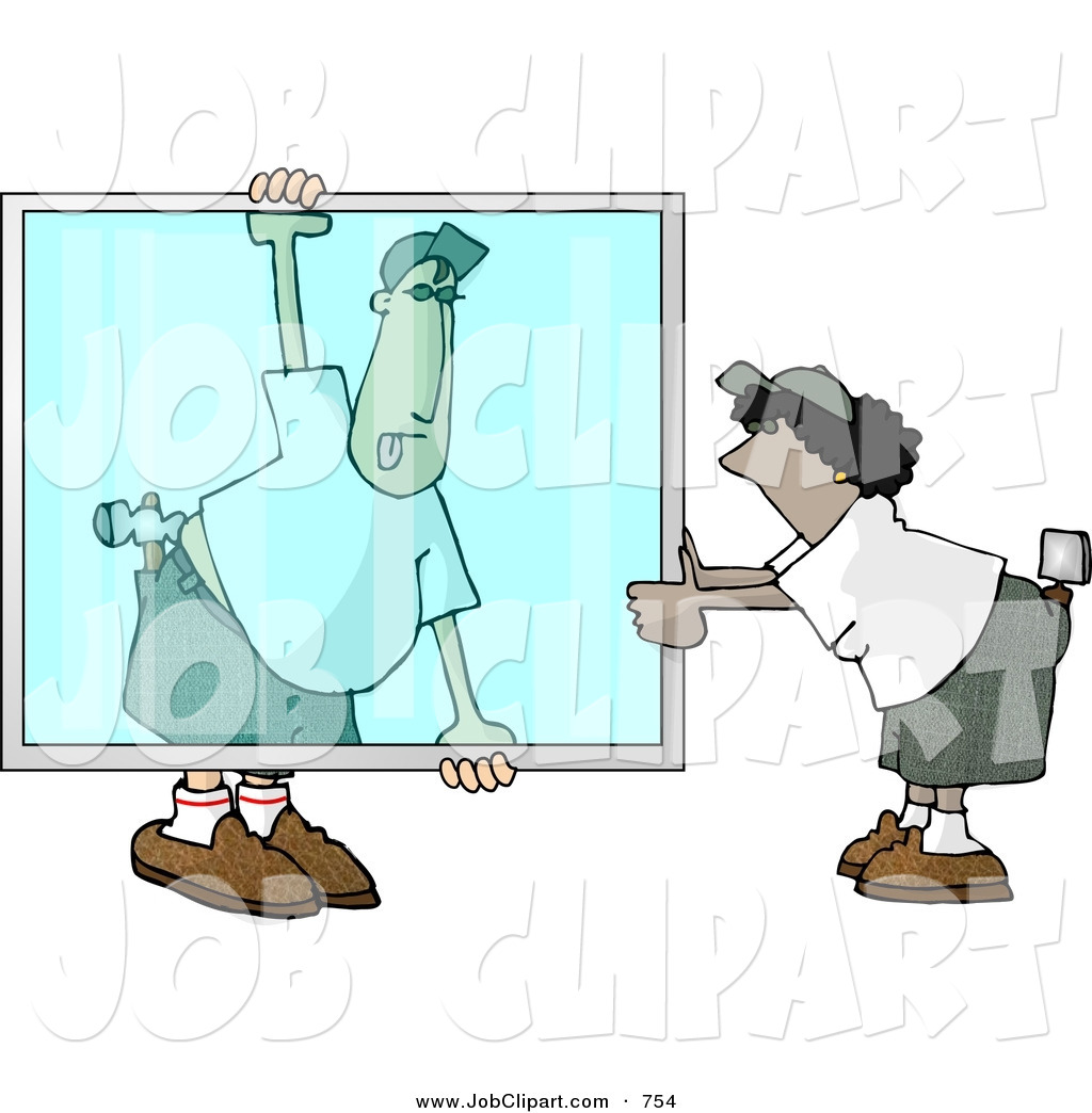 Glass panes clipart #19