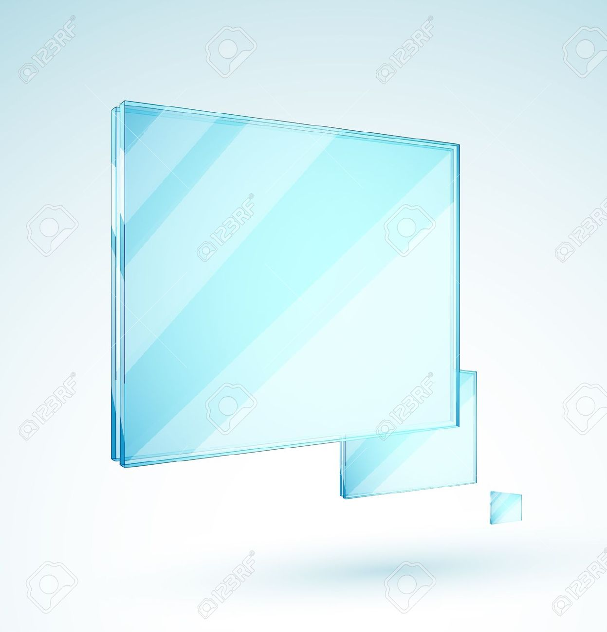 Vector Glass Plates Royalty Free Cliparts, Vectors, And Stock.