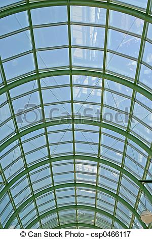 Picture of Glass Roof.