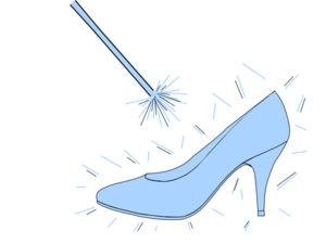 Free Glass Slipper Png, Download Free Clip Art, Free Clip Art on.