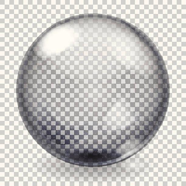 Glass Sphere Clip Art, Vector Images & Illustrations.