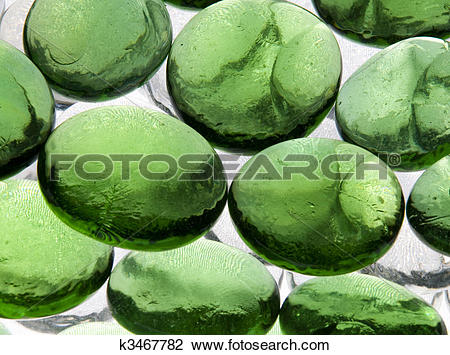 Stock Photo of backlite glass stone texture k3467782.