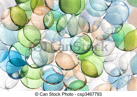 Stock Photos of backlite glass stone texture.