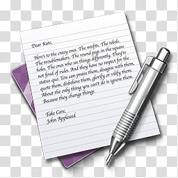 Purple Glass Text Edit Icon, Text Edit x , gray pen and.