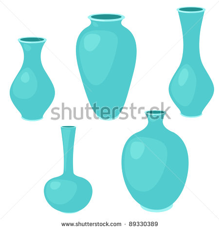 Glass Vase Clipart Clipground