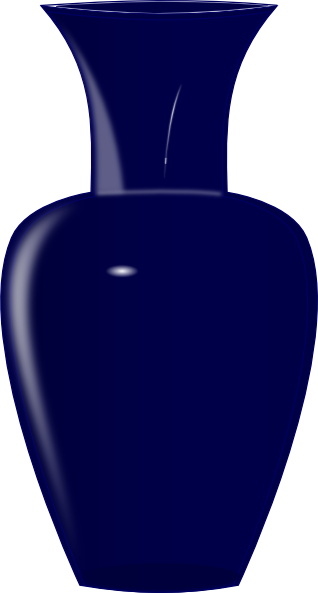 Clip Art Glass Vase Clipart.