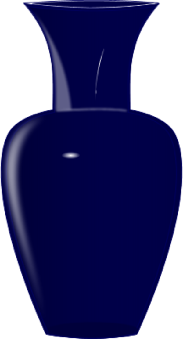 Glass Vase Clipart.