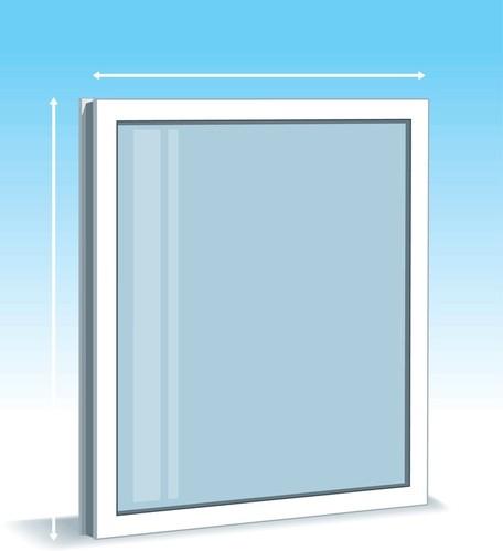 Glass Window Clip Art, Vector Glass Window.